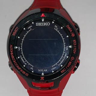 セイコー(SEIKO)のセイコー プロスペック アルピニスト(腕時計(デジタル))
