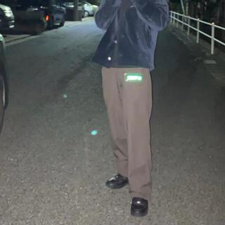 ジョンローレンスサリバン(JOHN LAWRENCE SULLIVAN)のjohn's by johnny 18aw 電光掲示板 work pants(ワークパンツ/カーゴパンツ)