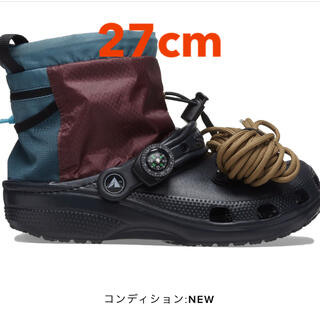 クロックス(crocs)の【27cm】Nicole McLaughlin Crocs クロックス ニコール(サンダル)