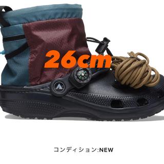 クロックス(crocs)の【26cm】Nicole McLaughlin Crocs ニコール(サンダル)