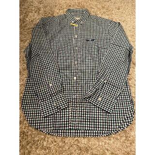 メゾンキツネ(MAISON KITSUNE')のMAISON KITSUNE★ボタンダウンシャツ 39【美品】(シャツ)