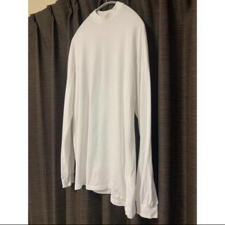 ラッドミュージシャン(LAD MUSICIAN)の17aw ハイネックT 44サイズ(Tシャツ/カットソー(七分/長袖))