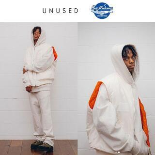 アンユーズド(UNUSED)のUNUSED × Buzz Rickson's Nylon Vest size1(ミリタリージャケット)