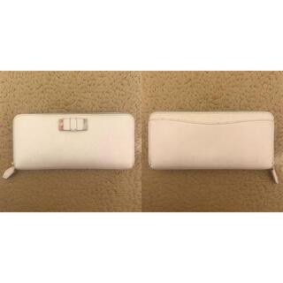 ヨンドシー(4℃)のLuria 4℃ 長財布 ラウンドファスナー(財布)