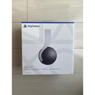 プレイステーション(PlayStation)のPS5 ワイヤレスヘッドセット(その他)