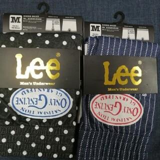 リー(Lee)のLee ボクサーパンツ ボクサーブリーフ M 2枚セット(ボクサーパンツ)