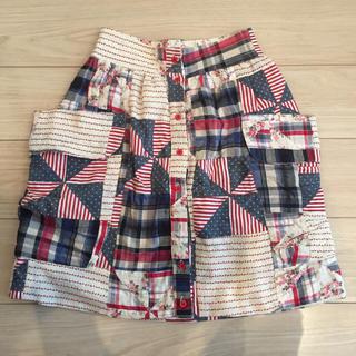 マヌーシュ(MANOUSH)のMANOUSH スカート(ひざ丈スカート)