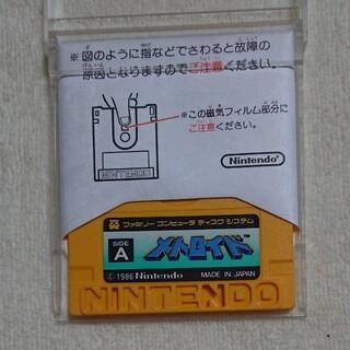 ファミリーコンピュータ - 起動確認済み  メトロイド  ファミコン ディスクカード