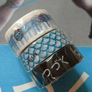 ミナペルホネン(mina perhonen)のミナペルホネン マスキングテープセット(テープ/マスキングテープ)