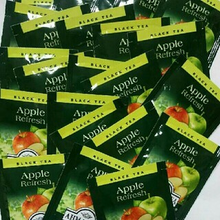 KALDI - 英国紅茶 アーマッド アップル ティーバック 23個 AHMAD TEA