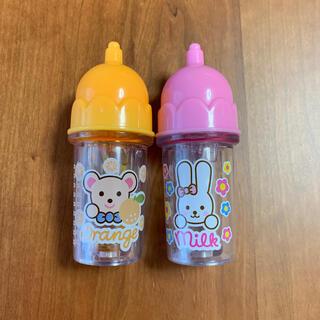 パイロット(PILOT)のメルちゃん ミルク オレンジジュース 哺乳瓶(ぬいぐるみ/人形)