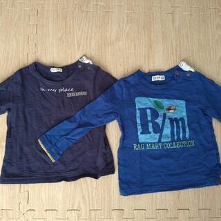 ラグマート(RAG MART)のラグマート カットソー 90cm(Tシャツ/カットソー)