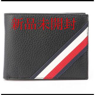 トミーヒルフィガー(TOMMY HILFIGER)の【新品】TOMMY HILFIGER メンズ 財布(折り財布)