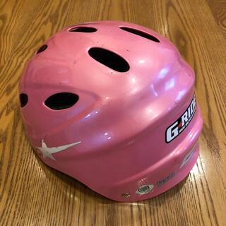 オージーケー(OGK)の子ども用ヘルメット 美品(自転車)