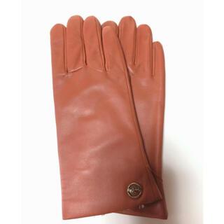 コーチ(COACH)のコーチ✳︎本革手袋(手袋)