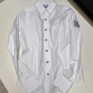 モンクレール(MONCLER)のMonclerモンクレール 白シャツ サイズ1(シャツ)