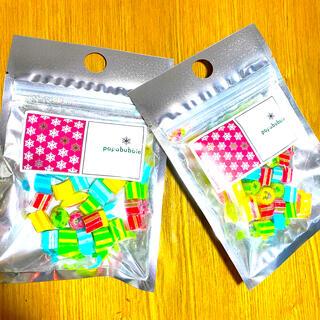 ディーンアンドデルーカ(DEAN & DELUCA)の2パック‼️papabubble × DEAN & DELUCA キャンディー(菓子/デザート)