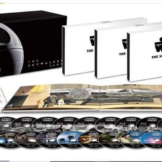 Disney - 『スター・ウォーズ スカイウォーカー・サーガ 4K UHD コンプリートBOX』