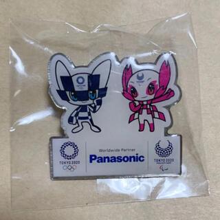パナソニック(Panasonic)の東京オリンピック2020 ピンバッジ パナソニック(ノベルティグッズ)
