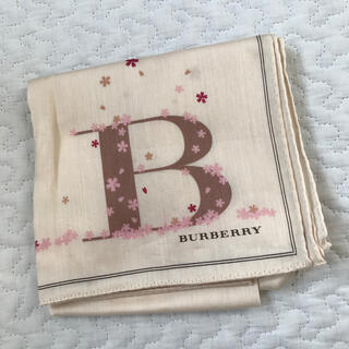 バーバリー(BURBERRY)のBURBERRY ハンカチ(ハンカチ)