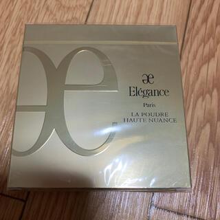 エレガンス(Elégance.)のラ プードル オートニュアンス 8.8g本体 (フェイスパウダー)