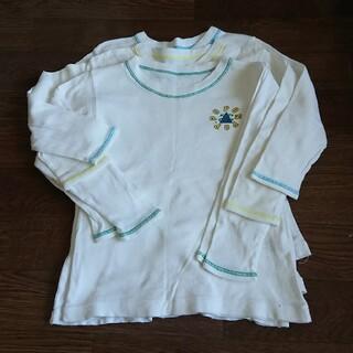 ニッセン(ニッセン)の長袖インナーシャツ四枚(下着)