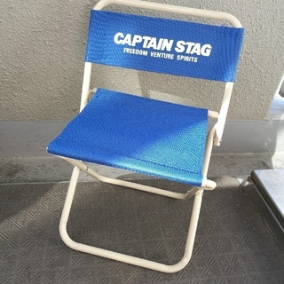 キャプテンスタッグ(CAPTAIN STAG)の6脚 アウトドアコンパクト折り畳みチェア キャプテンスタッグ(テーブル/チェア)