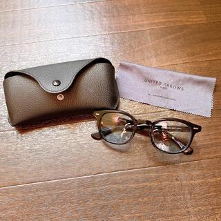 ユナイテッドアローズ(UNITED ARROWS)の金子眼鏡×ユナイテッドアローズ サングラス (サングラス/メガネ)