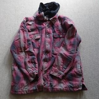 ディッキーズ(Dickies)の大きいサイズ アメリカ古着 Dickies シャツジャケット XL(その他)