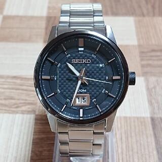 セイコー(SEIKO)の超美品【SEIKO/セイコ-】クォーツ メンズ腕時計 SUR285P1(腕時計(アナログ))