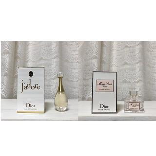クリスチャンディオール(Christian Dior)の【☺︎様専用】ミスディオール オードゥパロファン  ジャドールのセット(その他)