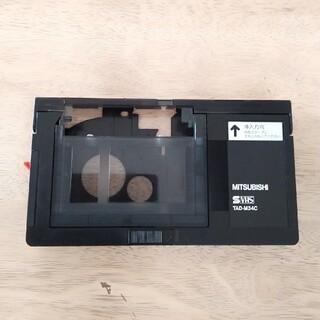 ミツビシ(三菱)のVHS  アダプター VHS-C(ビデオカメラ)