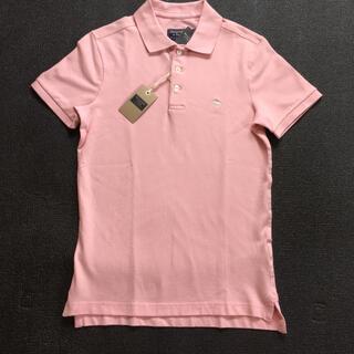 アバクロンビーアンドフィッチ(Abercrombie&Fitch)の新品Abercrombie&Fitch アバクロアイコンポロシャツXS送料込み (ポロシャツ)