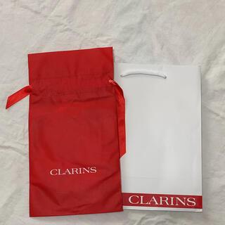 クラランス(CLARINS)のCLARINS shop bag 𓅫𐬿(ショップ袋)
