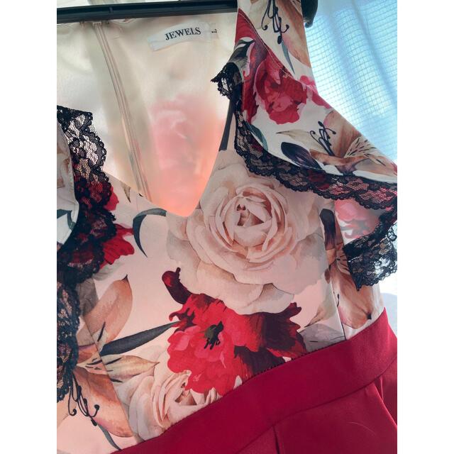 JEWELS(ジュエルズ)のJEWELS♡ドレス レディースのフォーマル/ドレス(ミニドレス)の商品写真
