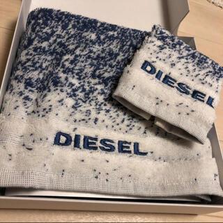 ディーゼル(DIESEL)のdiesel タオルセット(タオル/バス用品)