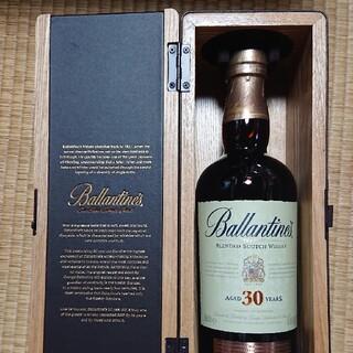 バランタインカシミヤ(BALLANTYNE CASHMERE)のバランタイン30年 箱のみ(ウイスキー)