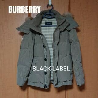 バーバリー(BURBERRY)のBURBERRY ダウン メンズ(ダウンジャケット)