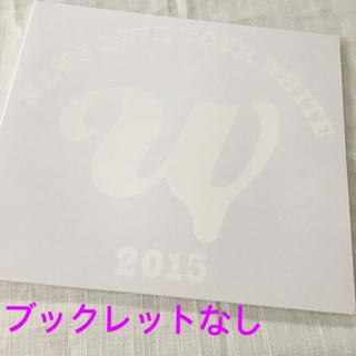 NEWS LIVE TOUR 2015 WHITE 初回版 DVD(ミュージック)