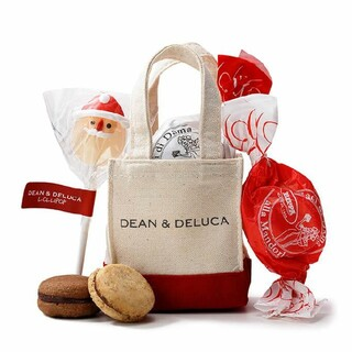 ディーンアンドデルーカ(DEAN & DELUCA)のDEAN&DELUCA ホリデーハッピーバッグミニ2020(菓子/デザート)