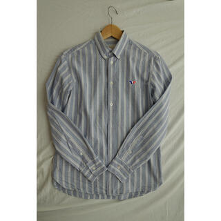 メゾンキツネ(MAISON KITSUNE')のシャツ(シャツ)