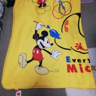 ミッキーマウス(ミッキーマウス)のミッキーマウス巨大ブランケット(おくるみ/ブランケット)