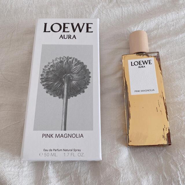 LOEWE(ロエベ)のロエベ オーラピンクマグノリア 50ml コスメ/美容の香水(香水(女性用))の商品写真