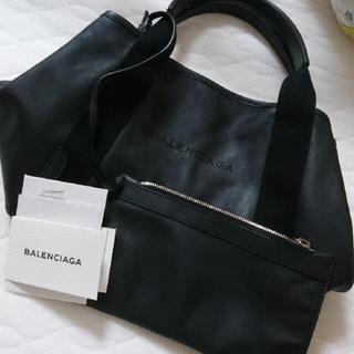 バレンシアガバッグ(BALENCIAGA BAG)の【正規品】バレンシアガ レザーカバン(ショルダーバッグ)