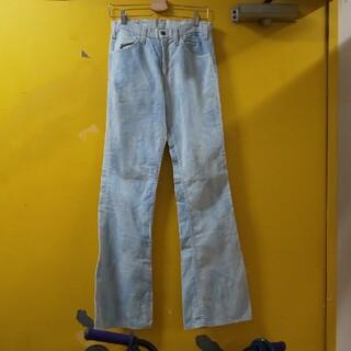 リーバイス(Levi's)の70's Levi's flare pants corduroy(スラックス)