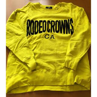 ロデオクラウンズ(RODEO CROWNS)のロデオクラウンズ スウェット ニット  トップス(トレーナー/スウェット)