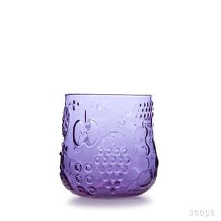 イッタラ(iittala)のイッタラ フルッタ タンブラー アメジスト 2個セット(グラス/カップ)