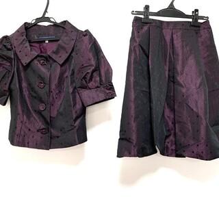 エムズグレイシー(M'S GRACY)のエムズグレイシー スカートスーツ 38 M(スーツ)