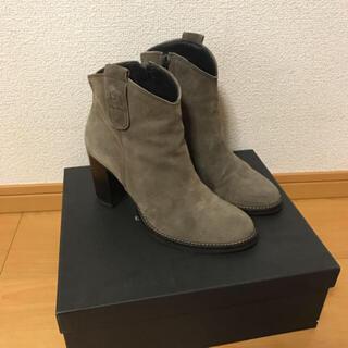 イエナ(IENA)のIENAで購入 BEORIGINALのショートブーツ(ブーツ)