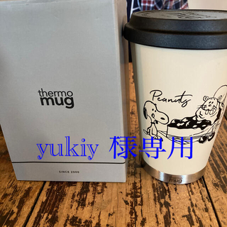 サーモマグ(thermo mug)のthermo mug SNOOPY(タンブラー)